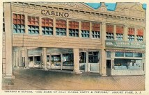 Leiding & Hintze, The Home of Salt Water Taffy & Popcorn, Asbury Park, NJ