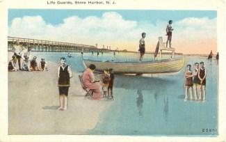 Life Guards, Stone Harbor, NJ