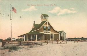 Life Saving Station, Ocean City, NJ