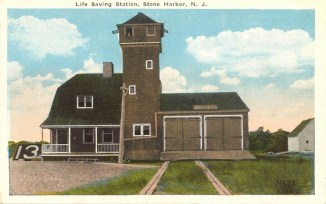 Life Saving Station, Stone Harbor, NJ