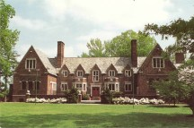 Moorestown Community House, Moorestown, NJ