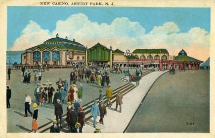 New Casino, Asbury Park, NJ