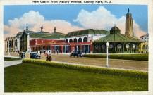 New Casino from Asbury Avenue, Asbury Park, NJ