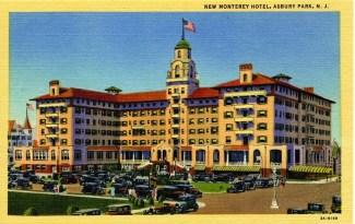 New Monterey Hotel, Asbury Park, NJ