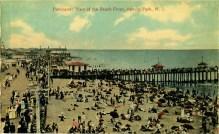 Panoramic View of the Beachfront, Asbury Park, NJ (b)