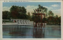 Rancocas Creek Dam, Mt. Holly, NJ