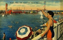 Reade's Monte Carlo Beach Club, Asbury Park, NJ