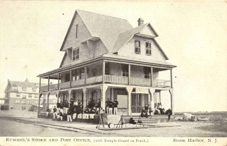 Rummel's Store and Post Office, Stone Harbor, NJ