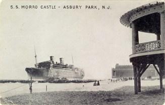 SS Morro Castle - Asbury Park, NJ