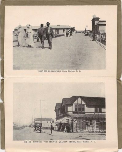 Stone Harbor Souvenir Folder 1912 6