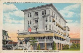 Swarthmore, 919-923 Wesley Ave., Ocean City, NJ