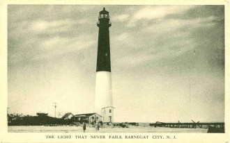 The Light That Never Fails, Barnegat City, NJ
