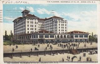 The Flanders, Boardwalk at 11th St., Ocean City, NJ