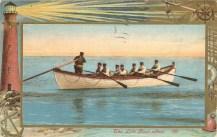 1909 Life Boat Afloat