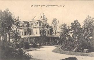 Maple Ave., Merchantville, NJ 1907