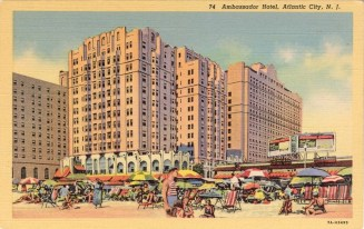 Ambassador Hotel, Atlantic City, NJ