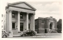Bank and Library, Collingswood, NJ