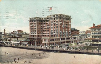 Chalfonte, Atlantic City, NJ 1909