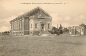 Collingswood High School Gymnasium, Collingswood, NJ