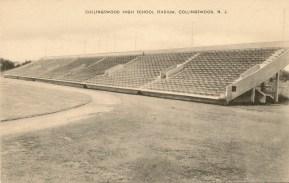 Collingswood High School Stadium, Collingswood, NJ