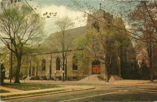 First Methodist Church, Collingswood, NJ