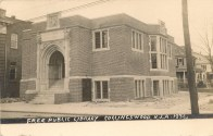 Free Public Library, Collingswood, NJ A-1336