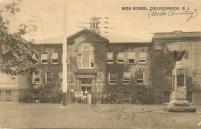 High School, Collingswood, NJ 1939