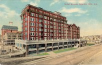 Hotel Strand, Atlantic City, NJ 1912