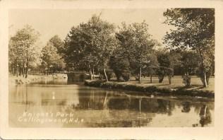 Knight's Park, Collingswood, NJ