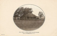 Old Golf Links and Club House, Collingswood, NJ