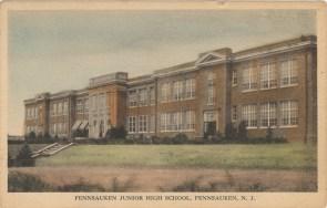 Pennsauken Junior High School, Pennsauken, NJ