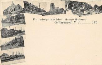 Philadelphia's Ideal Home Suburb, Collingswood, NJ