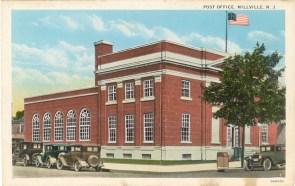 Post Office, Millville, NJ