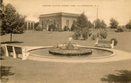Pumping Station, Robert's Park, Collingswood, NJ