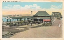 RR Depot, Hilghlands, NJ