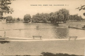 Swimming Pool, Roberts Park, Collingswood, NJ