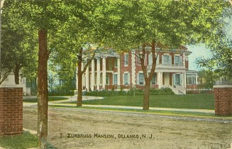 T. Zurbrugg Mansion, Delanco, NJ 1912 [800x515]