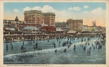 The Nation's Playground, Atlantic City, NJ 1910