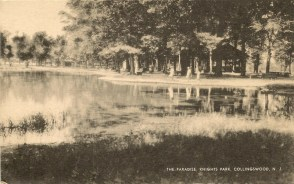 The Paradise, Knights Park, Collingswood, NJ