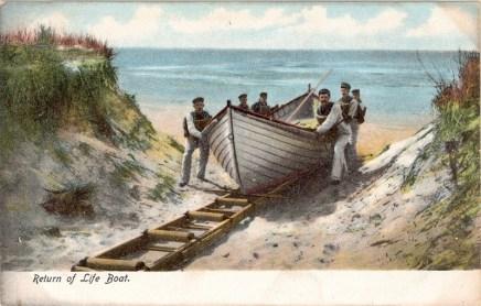 USLSS Return of Life Boat