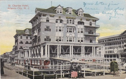 St. Charles Hotel, Atlantic City, NJ