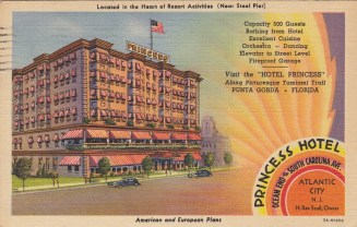 Princess Hotel, Atlantic City, NJ