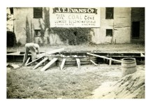 Cook_05 -War Memorial foundation and Evans Bldg