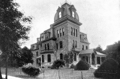 Charles Miller Biddle Residence, 207 Bank Ave., Riverton, NJ courtesy brynmawr.edu