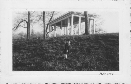 1940, May Riverton Park (Joseph B. Yearly, son of Albert)