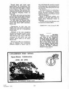 Cinnaminson Post Office NJPH Nov1991 p2