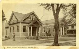 Post Office & Bank