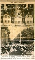 post office dedication photos, New Era July 11, 1940 pg 1