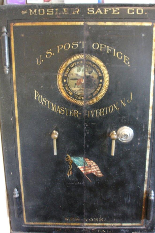 post office safe 1 – Historical Society of Riverton, NJ