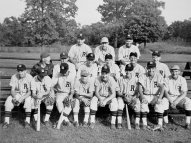 1938 Riverton Athletic Assn. Baseball Team - picture credit Francis C. Cole